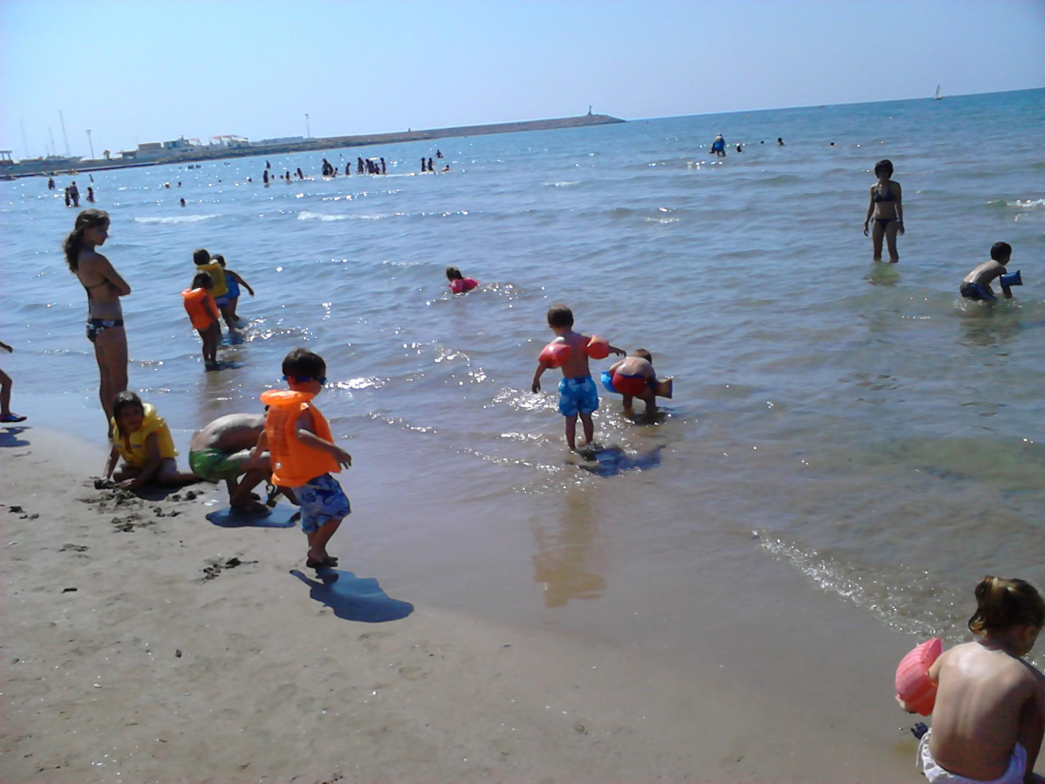 Activitats de lleure al mar